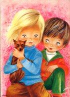 L.Dobon : Couples Enfantins - Other Illustrators