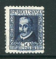 ESPAGNE- Y&T N°536- Oblitéré - 1931-50 Usati