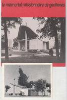 Cpm Gentinnes + Brochure - Chastre