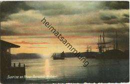 River Derwent - Sunrise - Hobart - Tasmanien - Hobart