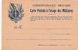 Correspondance Militaire Chasseurs à Pied Loches-sur-Ource - Poststempel (Briefe)