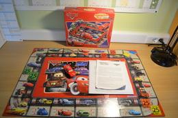Jeux Quizz Interactif Cars Puzzle - Autres