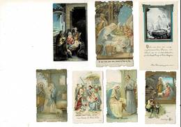X 514 - SAINTE FAMILLE - NOEL - HEILIGE FAMILIE - KERSTDAG - Andachtsbilder