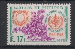 Wallis Et Futuna - 1968 - N°Yv. 172 - OMS - Neuf Luxe ** / MNH / Postfrisch - Wallis-Et-Futuna