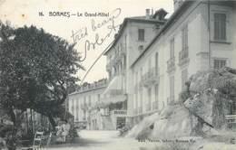 CPA 83 Var Bormes-les-Mimosas Le Grand Hotel - Bormes-les-Mimosas