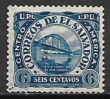 SALVADOR   -   1924 .  Y&T N° 453 Oblitéré .  Conjuration De 1811 - El Salvador