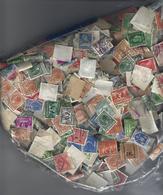 Monde: 1 Lot De 162 Gr De Timbres Divers - Cajas Para Sellos