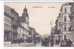 CPA Old Pc Pologne Varsovie Nowy SwiatUl Leszno - Pologne