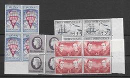 1957 MNH Ross Dependency Mi 1-4 Postfris** - Neufs