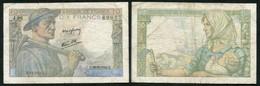 10 F MINEUR 22.6.1944 - 10 F 1941-1949 ''Mineur''