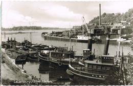 AK Lauenburg, Hafen 1968 - Lauenburg