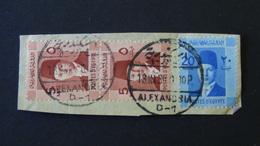 Egypt - 1937 - Mi:EG 227,232 - Yt:EG 191,195 O - Look Scan - Used Stamps