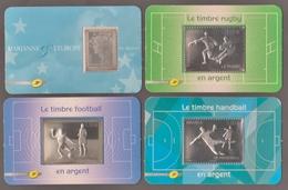 2008/12  Autoadhésifs  N° 193-430-597-738 Neufs** SERIE COMPLETE  (cote Yvert: 56.00€) - France
