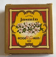 MINI SAVON PUBLICITAIRE. JASMIN. ROGER GALLET - Accesorios