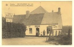 A0099[Postkaart] Virelles - Restaurant Du Lac / A La Renommée Du Poisson à L'Escavêche. (Nels, Sebille-Gillet) [Chimay] - Chimay