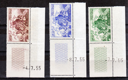 Vietnam Du Sud , South Vietnam  1/3 Datés 7 1955  Neuf ** TB MNH - Viêt-Nam