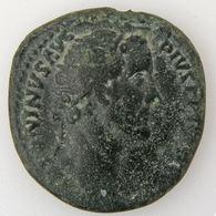 Antonin Le Pieux, Antoninus Pius, Dupondius, R/ PIETATI AVG COS IIII SC, TB/TB - 3. Die Antoninische Dynastie (96 / 192)