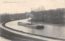 45-CHATILLON SUR LOIRE-LE CANAL-N°365-E/0221 - Chatillon Sur Loire