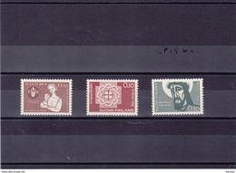 FINLANDE 1963  Yvert 550 + 554-555 NEUF** MNH - Finnland