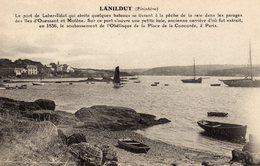 DPT 29 LANILDUT Le Port De Laber-Ildut - Altri Comuni