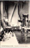 59 LILLE - Institut Pasteur - Laboratoire De Bactériologie Médicale - Lille