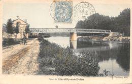 51-MARCILLY SUR SEINE-N°367-A/0193 - France