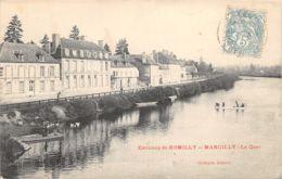 51-MARCILLY SUR SEINE-N°367-A/0191 - France
