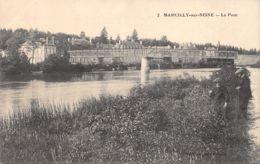 51-MARCILLY SUR SEINE-N°367-A/0199 - France