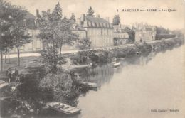 51-MARCILLY SUR SEINE-N°367-A/0205 - France