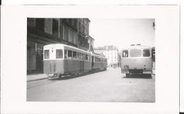 Photo - Dépôt Tramway - Bus Nancy - - Trains