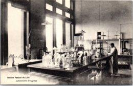 59 LILLE - Institut Pasteur - Laboratoire D'Hygiène - Lille