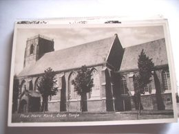Nederland Holland Pays Bas Oude Tonge Bij Middelharnis NH Kerk - Pays-Bas