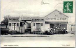 """78 BOIS D'ARCY - Café Restaurant """"Aux Enfants Du Fort"""" - Bois D'Arcy"""