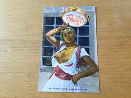 K3 Algérie Cp Scenes Et Types Femme Mauresque - Lettres & Documents