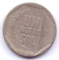 PERU 2004: 1 Nuevo Sol, KM 308 - Peru
