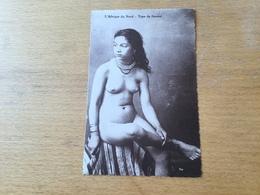 K3 Algérie Cp Scenes Et Type De Femme - Lettres & Documents