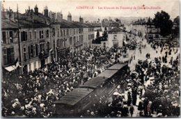 54 LUNEVILLE - Les Abonnés Du Tramway (animation) - Luneville