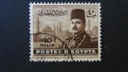 Egypt - 1947 - Mi:EG 320 Sn:EG 268 Yt:EG 257 O - Look Scan - Egypt