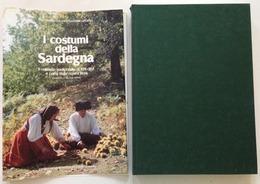 A. M. Colomo G. Speziale I Costumi Della Sardegna Vestiario Tradizionale - Livres, BD, Revues