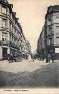 Bruxelles - Rue Des Fripiers - Attelage - Avenues, Boulevards