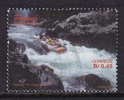 Panama 1998, Rafting, Minr 1815 Vfu - Panama