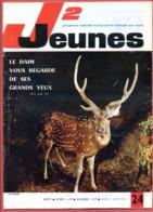JOURNAL COEURS VAILLANTS - J2 JEUNES N° 24 - 1964 - BD -  Gémini Capsule , Philatec Paris , Saint Tropez 406 ° Bravades - Other Magazines