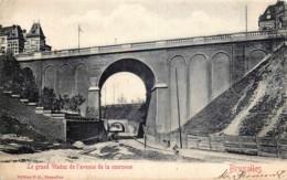 Bruxelles - Ixelles - Le Grand Viaduc De L' Avenue De La Couronne - Ixelles - Elsene