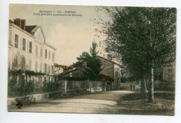 24 RIBERAC Couleur 1910 Ecole Primaire Supérieure De Garcons MTIL 192    D10 2020 - Riberac