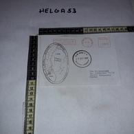 FB1073 AFFRANCATURA MECCANICA ROSSA U.N. BASE P.O. NAQURA LEBANON 1993 JEDNOSTKA MEDYCZNA POLCON - Machine Stamps (ATM)