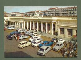 CARTE POSTALE 34 HERAULT LA GARE  VOITURES TOUTES MARQUES GROS PLAN PARKING - Montpellier