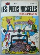 Les Pieds Nickelés Percepteurs EO 1973 - Pieds Nickelés, Les