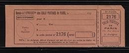 COLIS POSTAUX DE PARIS POUR PARIS - MAURY N°161 NEUF ** - COTE 25€ - Neufs