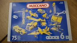 Boîte Méccano Complète - Meccano