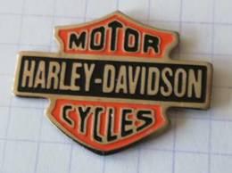 Pin's - HARLEY-DAVIDSON - Logo - Motorfietsen